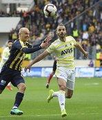 Fenerbahçe Ankara'da 2 puan bıraktı