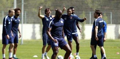 Antalyaspor, hazırlıklarını tamamladı