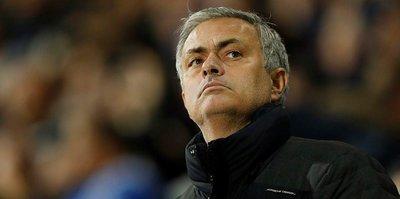 Mourinho'dan itiraf