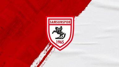 Samsunspor'da 3 futbolcu kadro dışı! İşte o isimler...