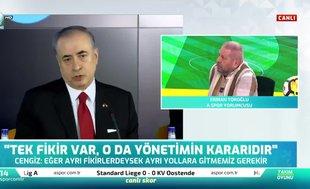 """""""Fatih Terim ileride Galatasaray başkanı olamaz"""""""