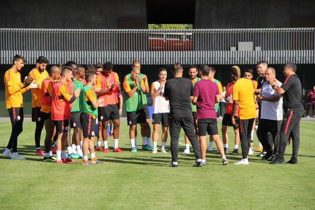 Galatasaray'da hedef Kurt Zouma