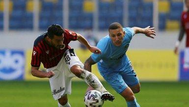 Gençlerbirliği 1-1 Gaziantep FK | MAÇ SONUCU