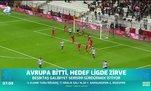 Beşiktaş'ta gözler lige çevrildi