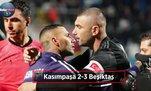 Kasımpaşa - Beşiktaş maçının hikayesi!