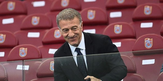 Trabzonspor Başkanı Ağaoğlu: Gönlümüzde yatan Avrupa finali