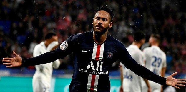 PSG Lyon deplasmanında kazandı