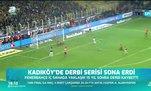Kadıköy'de derbi serisi sona erdi