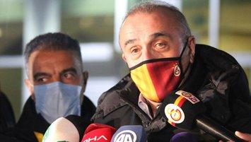 Elabdellaoui'nin sağlık durumunu Albayrak açıkladı!