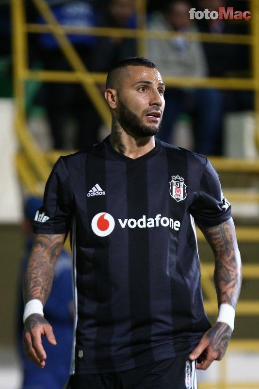 Quaresma'dan flaş Beşiktaş hamlesi!