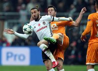 Beşiktaş - Porto maçından fotoğraflar