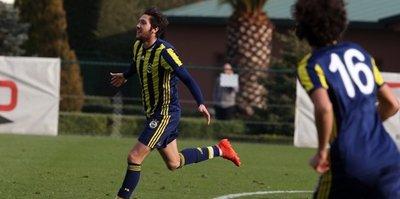 U21 takımı farklı yendi: 4-1
