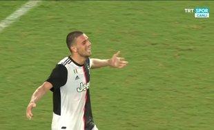 Merih Demiral attı Juventus kazandı
