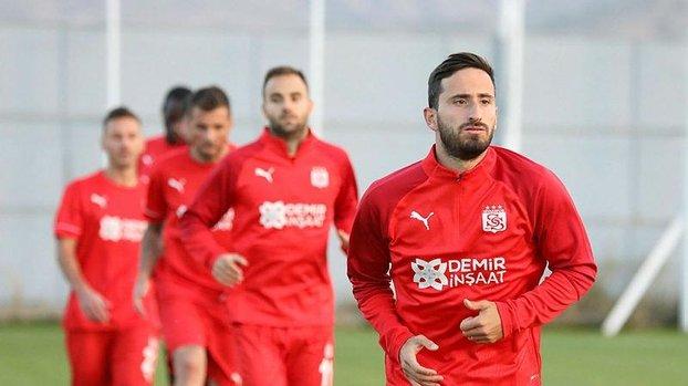 Sivasspor, Maccabi Tel-Aviv maçının hazırlıklarını tamamladı #