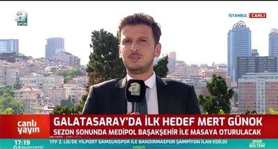 G.Saray yeni kalecisini buldu! Süper Lig'den geliyor...