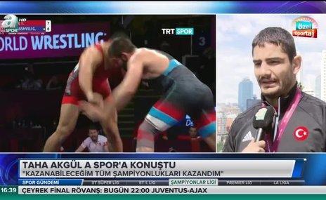 Taha Akgül'den Süper Lig yorumu