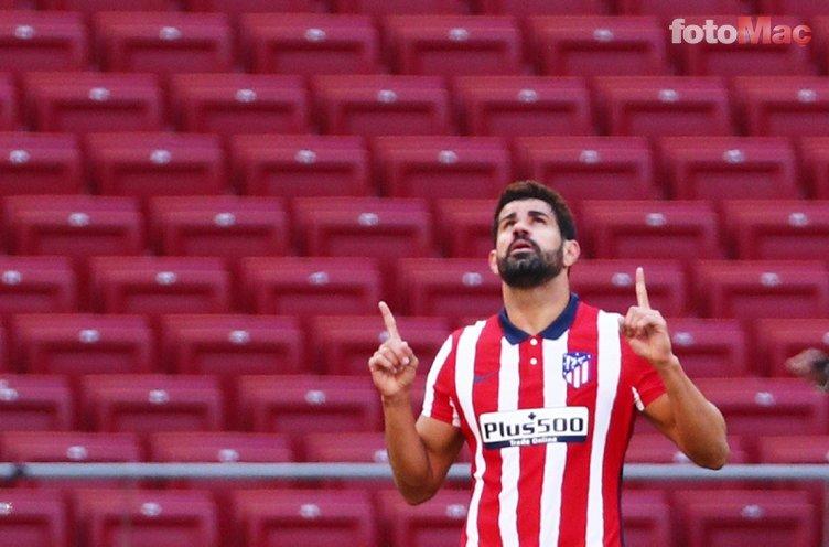 Son dakika spor haberi: Diego Costa için bomba transfer planı! Fenerbahçe ve Galatasaray...