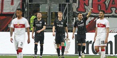Ozan Kabak'tan Bundesliga'da üçüncü gol