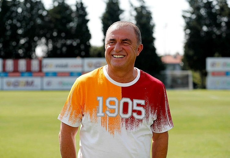Galatasaray teknik direktörü Fatih Terim'ten Mina itirafı