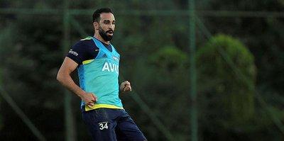 Fenerbahçeli Adil Rami'nin programı iptal