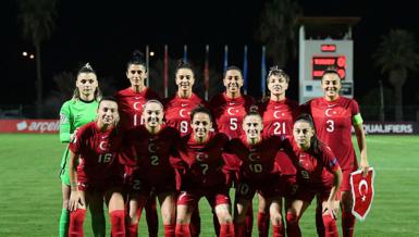 A Milli Kadın Futbol Takımı Rusya'yı konuk edecek