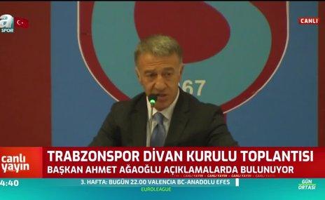 Ahmet Ağaoğlu flaş UEFA açıklaması!