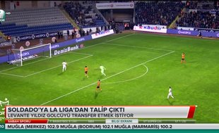 Roberto Soldado'ya La Liga'dan talip çıktı