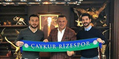 Çaykur Rizespor, ilk transferini gerçekleştirdi