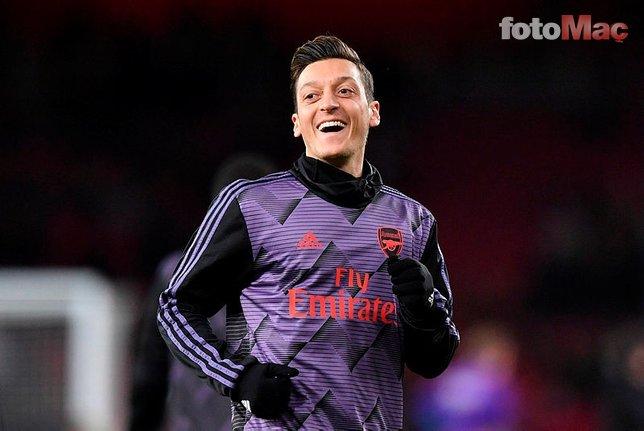 Fenerbahçe'nin çılgın planı ortaya çıktı! Mesut Özil...