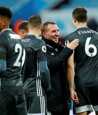 Leicester durdurulamıyor!
