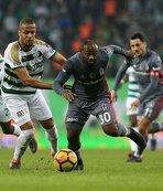 Beşiktaş ile Bursaspor 99. randevuda