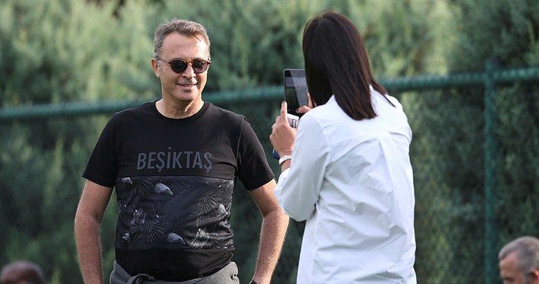 Beşiktaş transferde topu 90'a asacak