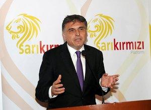Ali Fatinoğlu ''Bir yöneticinin sahaya inip...''