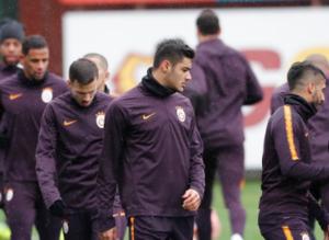 Galatasaray Porto'ya hazır