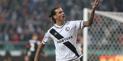 Beşiktaş'ta transfer hareketliliği! Prijovic'in menajeri İstanbul'a davet edildi