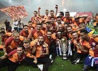 Tarih yazarı Galatasaray!