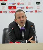 Mehmet Özdilek: Son haftada bu kaybı telafi edeceğiz