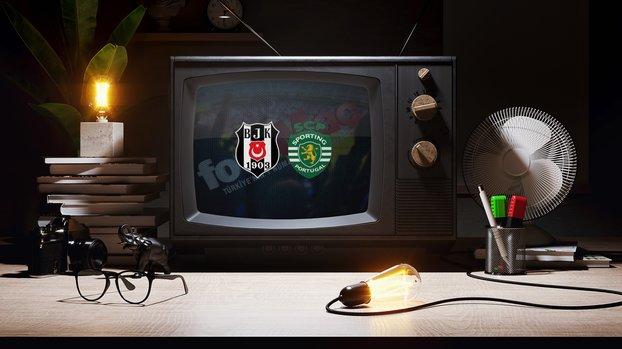 Beşiktaş - Sporting Lizbon maçı ŞİFRESİZ CANLI hangi kanallarda yayınlanacak? Beşiktaş maçı hangi kanalda? Beşiktaş maçını canlı izle...