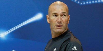 Zidane'dan oğluna torpil!