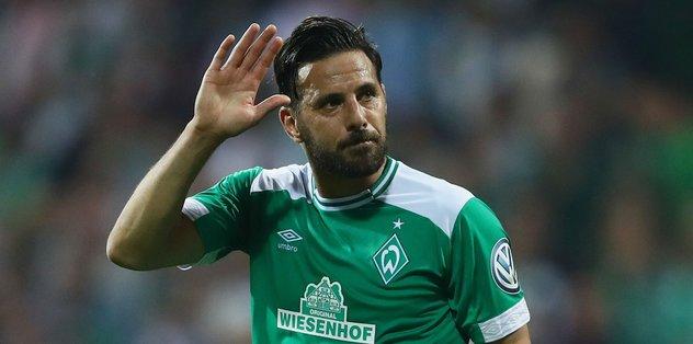 Claudio Pizarro 41 yaşında futbola veda etti! - Almanya Bundesliga -