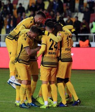 Ziraat Türkiye Kupası'nda müthiş maç! Yeni Malatyaspor 3-2 Bodrumspor