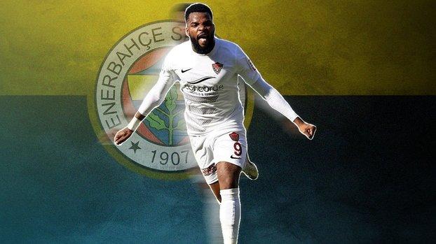 Sezonun ilk bombası Fenerbahçe'den! Boupendza... #