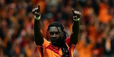 Bafetimbi Gomis Galatasaraylıları mest etti