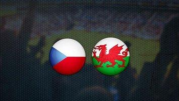 Çekya - Galler maçı saat kaçta? Hangi kanalda?