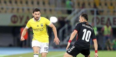 Şener'in penaltı isyanı