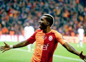 Henry Onyekuru Galatasaray'ı sırtlıyor! Performansı...