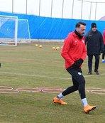 Erzurumspor'da Çaykur Rizespor maçı hazırlıkları