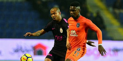 Galatasaray ile M.Başakşehir 20. randevuda