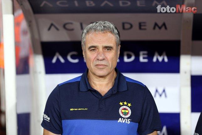 Fenerbahçe'de Ersun Yanal: 2'sinden 1'ini alın