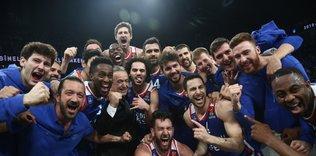 A.Efes Final-Four'da F.Bahçe'nin rakibi oldu!